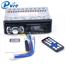 Car MP3 Bluetooth Car Radio 1 Din New Design 12V SD/USB AUX Input Car MP3 Player