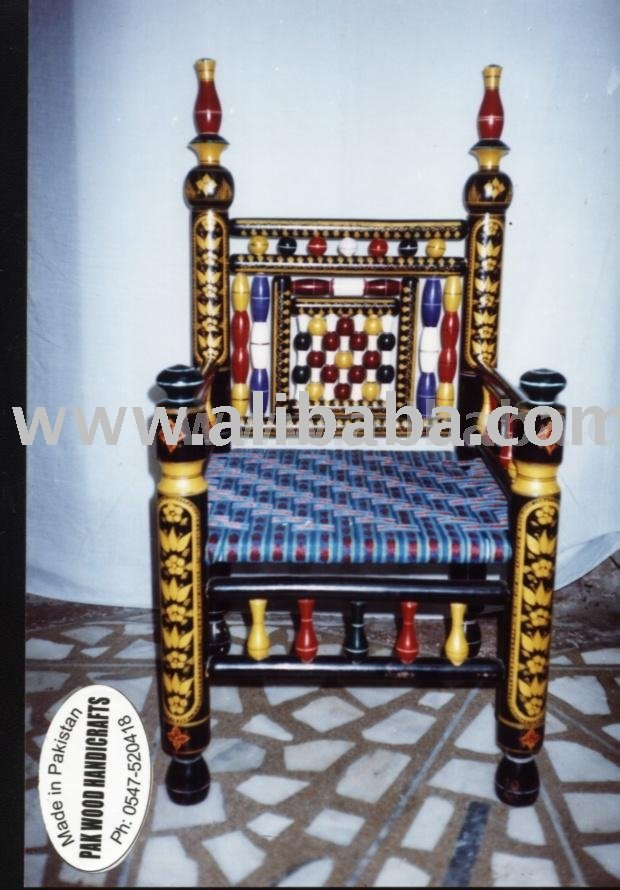 Eastern Chair, Antique Chair, Wooden Chair, Wooden Furniture, Living Room Chairs