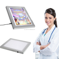 High quality aluminum frame x-ray film view led light box