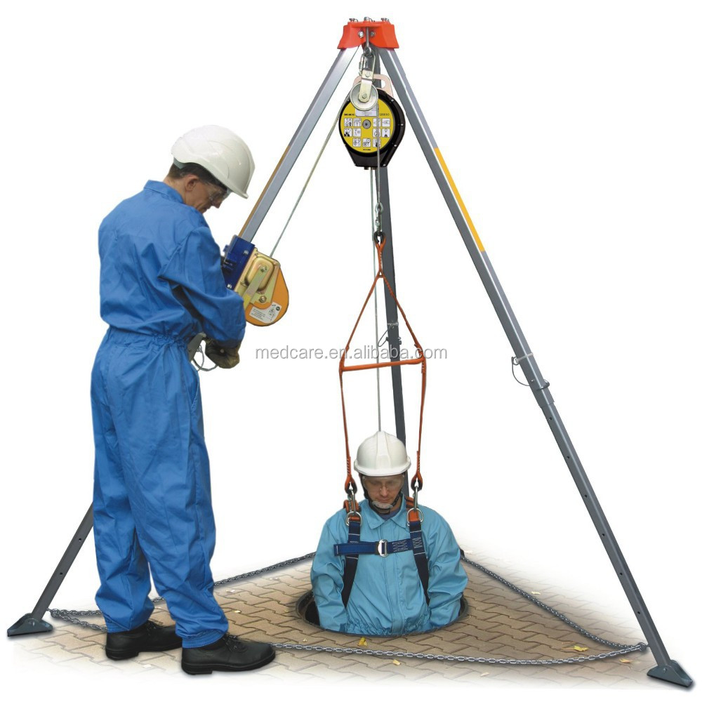 MT-FT1 safety tripod for fire fighting in hot selling