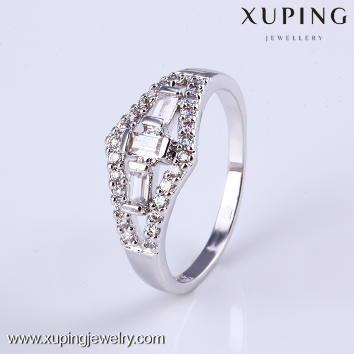 11794 Xuping fahsion engagement ring High quality latest design vintage ring