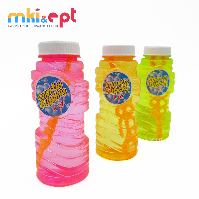 240ML Non-toxic Soap Water Bubble Toy For Children