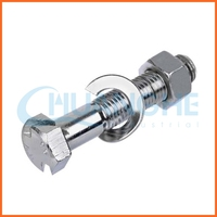 made in china high-performance electrical bolts and nuts
