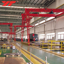 High Quality Brand New bmh model a frame 12ton gantry crane