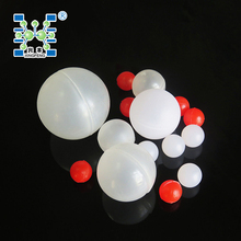 Plastic Hollow Floatation Ball Packing