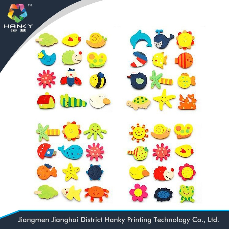 1 pcs silicone Cartoon Animal fridge magnets whiteboard sticker Refrigerator Magnets Kids gifts Home Decoration Free sample