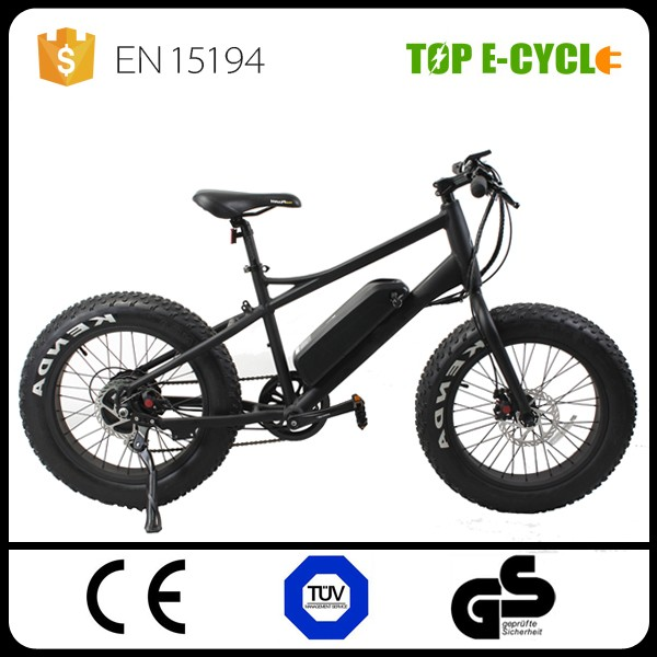 36V 10.4AH Samsung Li-ion Battery Ebike 20 Inch Snow Bicycle Fat Tire e bicycle