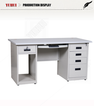 Customizable office desk metal desk