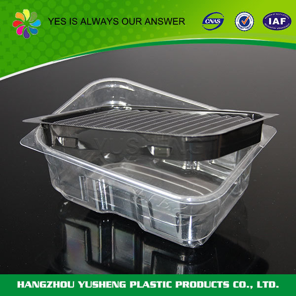 Wholesale disposable clear food delivery containers