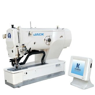 Computer Controlled,High Speed,Lock Stitch Button Holing Machine