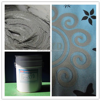 silica gel reflective ink screen printing textile printing inks manufacturer