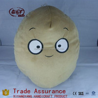 custom plush toys stuffed vegetable potatoes toys
