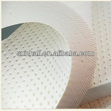 Economic useful flexed latex mattress
