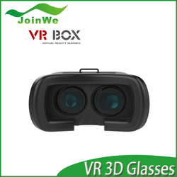 Plastic VR Box Virtual Reality 3D Glasses 3.5-6.0 Inch iOS Android Phone
