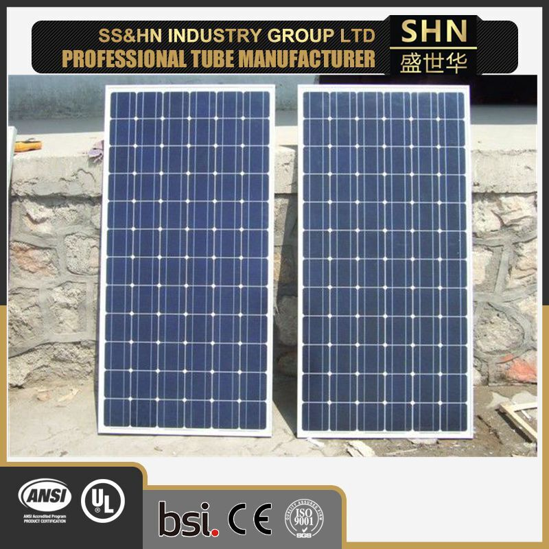 Residential Solar Power Cost Cheap Monocrystalline Solar Panel 300w on Sale