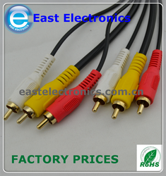 fashion rca splitter cable