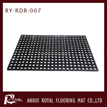 Anti-slip and Anti-fatigue Rubber Sheet Smoothy Plate