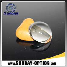50mm Optical Glass Lens Collimator Plano - Convex For Led Projector