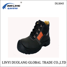 high-cut steel toe engineering working safety shoes