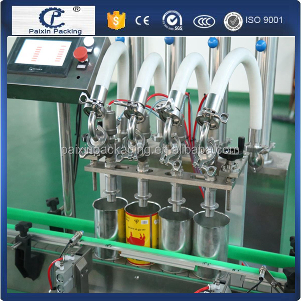 4 heads Automatic camel tank Filling Sealing Machine ,From china manufacturer