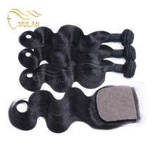 Fashionable Free Part Silk Base Lace Frontal Closure