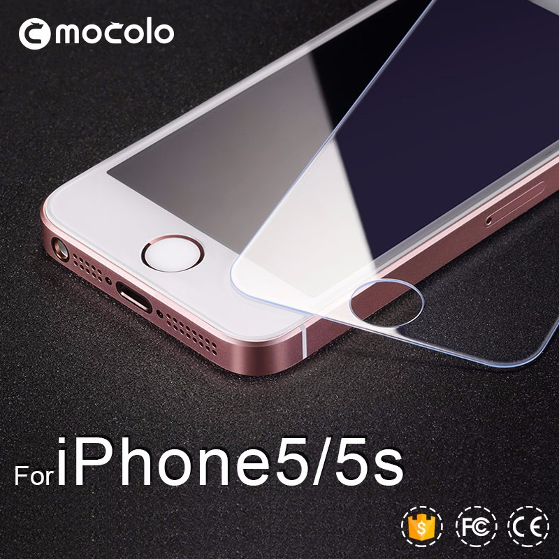 Factory price magnetic aegis tempered glass remove air bubbles screen protector for iphone5
