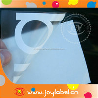 cut letter car windshield sticker design for advertising