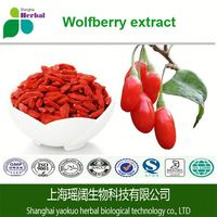 Pure Chinese wolfberry Extract containing 20% Polysaccharides, by Phenol-sulphuric acid method