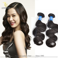 No Tangle No Shedding Good Feedback Wholesale Unprocessed fast shipment vietnam hair