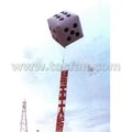 Hot sale inflatable air balloon for advertisng F2014
