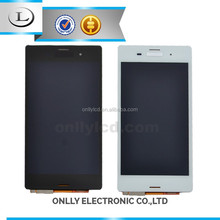 for sony z3 c6633 mirror lcd,touch screen mobile phone