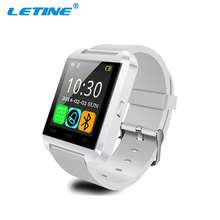 Fitness U8 Plus MTK2502 SmartWatch Support IOS Android Mobile Watch Phone Touch Screen Wrist Bluetooth Smart Watch 2017