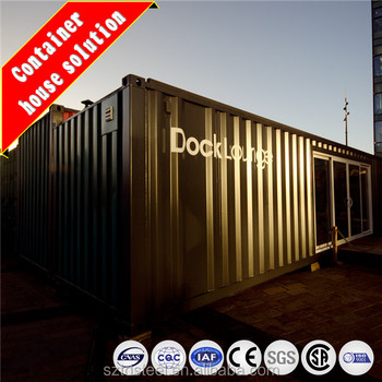 40ft container bar