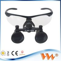anti-fog and scratch-resistance wholesale flexible plastic magnifier 2015