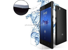 Mobile phone uses , high quality tempered screen guard / protector film