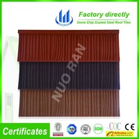 NUORAN Concrete heat insulation plastic fiber cement roof tile