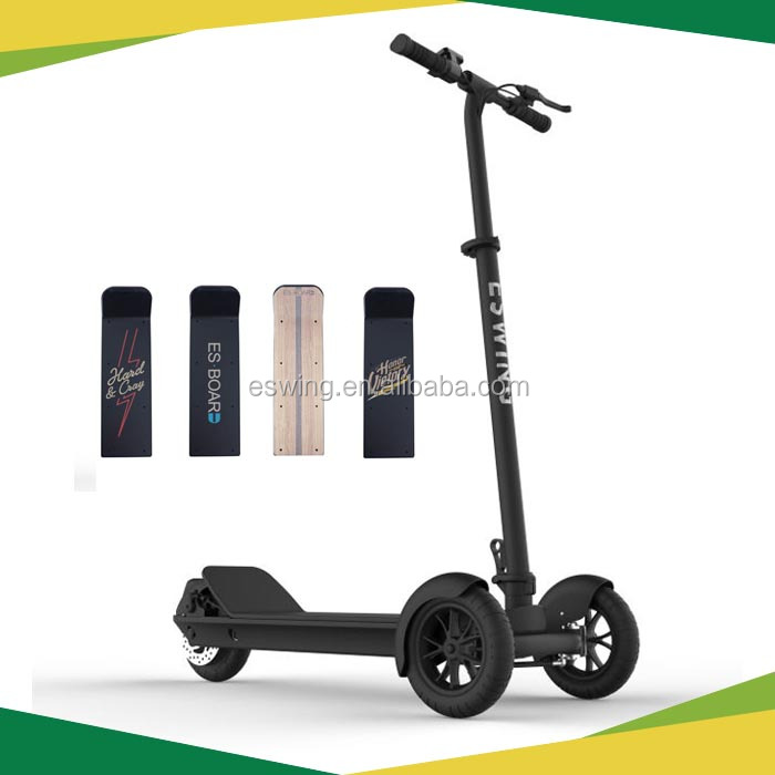 Unique design premium quality electric scooter light in weight 100kg load capacity to replace 3 wheel motor scooter
