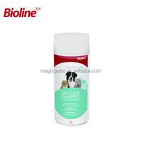 No water pet shampoo dog and cat pet dry clean powder