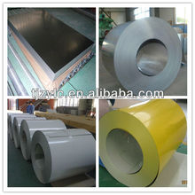 6mm PPGI Color coated galvanized steel coil