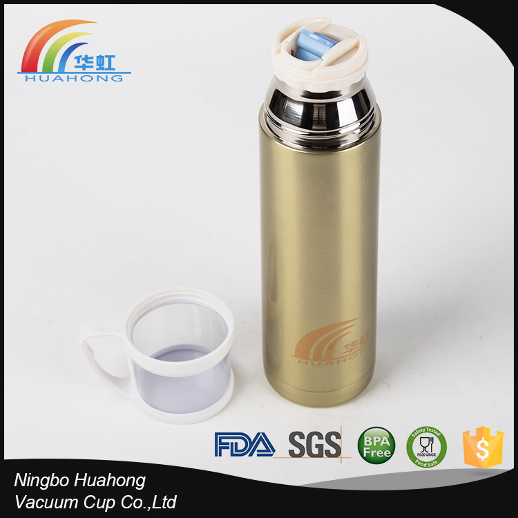 Portable sport stainless steel day days vacuum flask