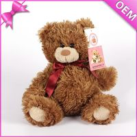 Top selling toys customized plush giant teddy bear for sale