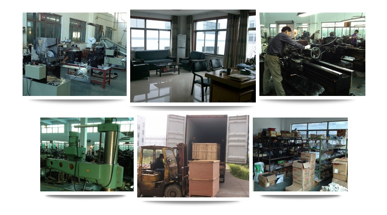 four side seal bifurcated needle packing machines