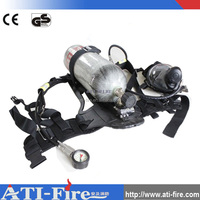 China manufacturer direct sale SCBA durable and comfortable scba equipment with best SCBA price