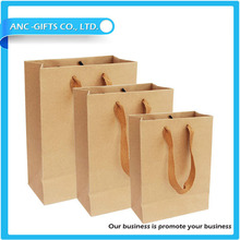 logo printed shopping paper bag custom craft paper bagPaper shopping bag Shopping paper bag