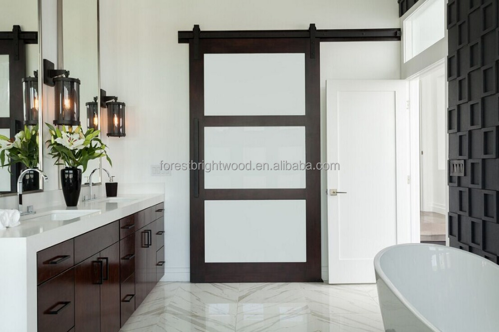Morden Type Internal 3 Glass Sliding Door Price Buy