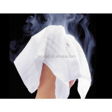organic cotton towel for hot and cold use