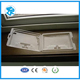 Transparent plastic pvc pet packaging box clear plastic folding box electronic products packing