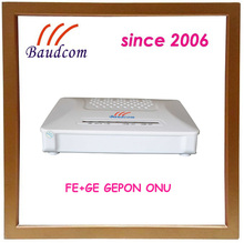China supplier 1FE+1GE Fiber to the home EPON ONU
