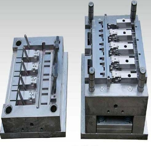 Shanghai Yuanhai Custom High Grade Plastic Flute Injection Mold