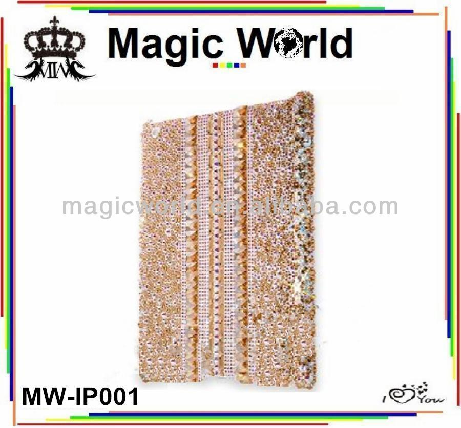 FOR IPAD AIR CRYSTAL CASE